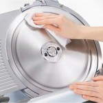 Cleaning A Commercial Meat Slicer